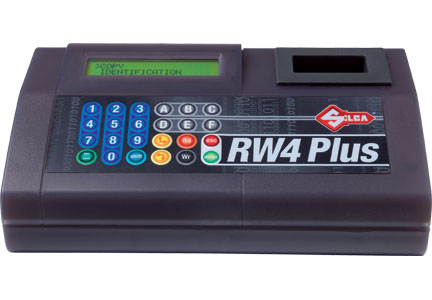 Silca RW4 Plus transponder machine
